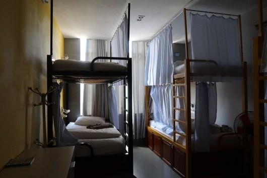 Hostel Shared Dorm Room