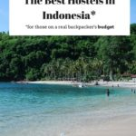 A backpacker's help guide to indonesia inexpensively