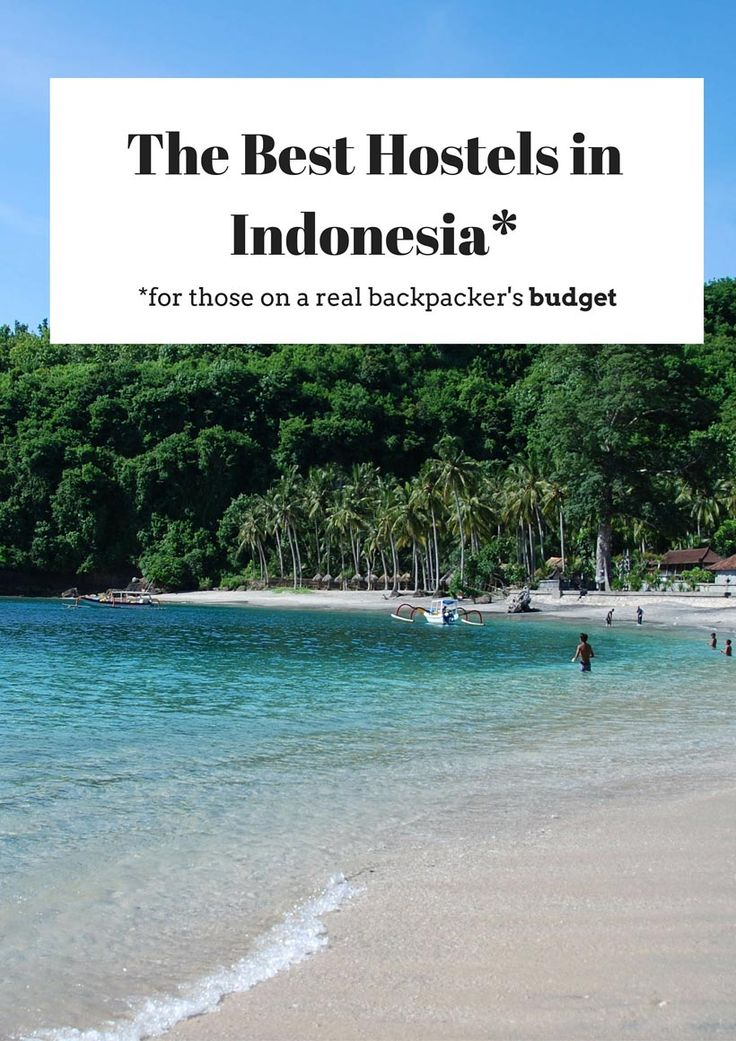 A backpacker's help guide to indonesia inexpensively To buy cheaper fresh