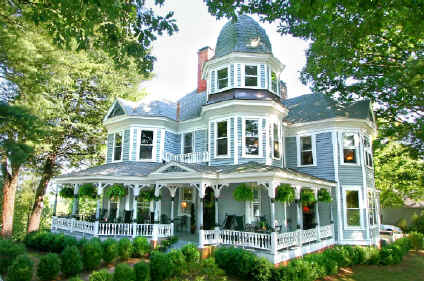 Asheville bed and breakfast, asheville nc bed breakfast the amenities from