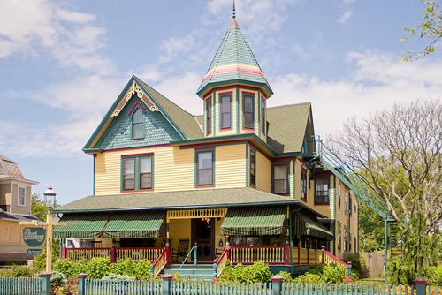 Cape May Bed and Breakfast Inn Albert Stevens Inn