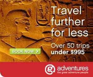 Tours Under $995 G Adventures