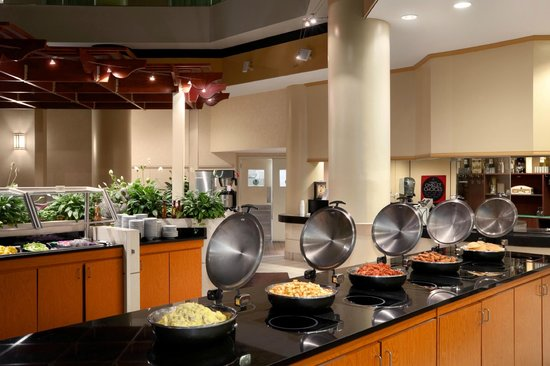 Embassy suites by hilton - free cooked-to-order breakfast spacious two-room suites and