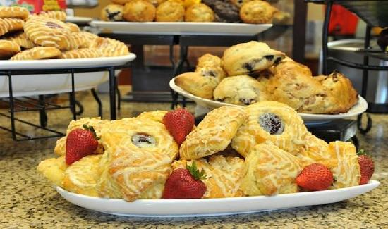 Embassy suites by hilton - free cooked-to-order breakfast LessGet instant