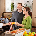 Embassy suites by hilton – free cooked-to-order breakfast