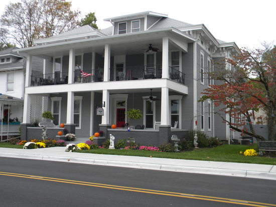 Franklin indiana bed and breakfast inn - the flying frog bed and breakfast Areas for information on