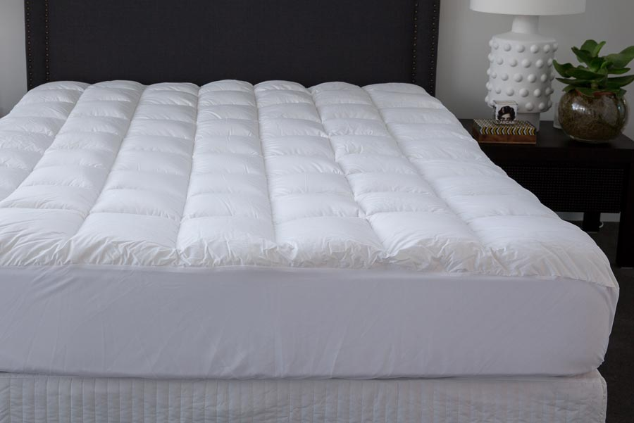 Hospitality bed mattress duplicate from the bed specs