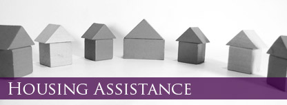Housing help including family, public benefits