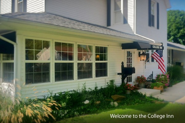 Marion, indiana bed and breakfast - college inn old-home promises