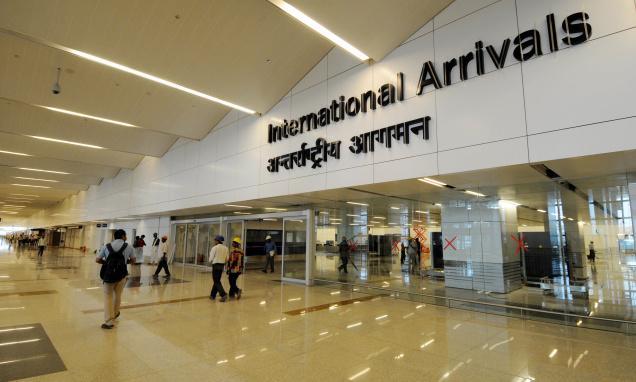 New delhi airport terminal guide & reviews self-drive vehicle