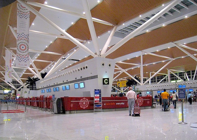 New delhi airport terminal guide & reviews Airport terminal Hotels          If over