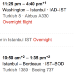 Secret travel trick: free hotel layover in istanbul with turkish airlines