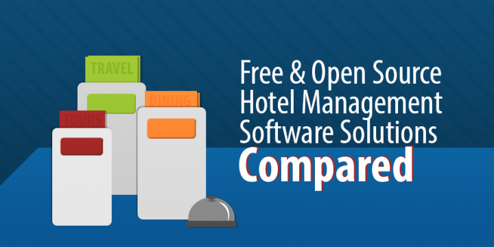 free and open source hotel management software