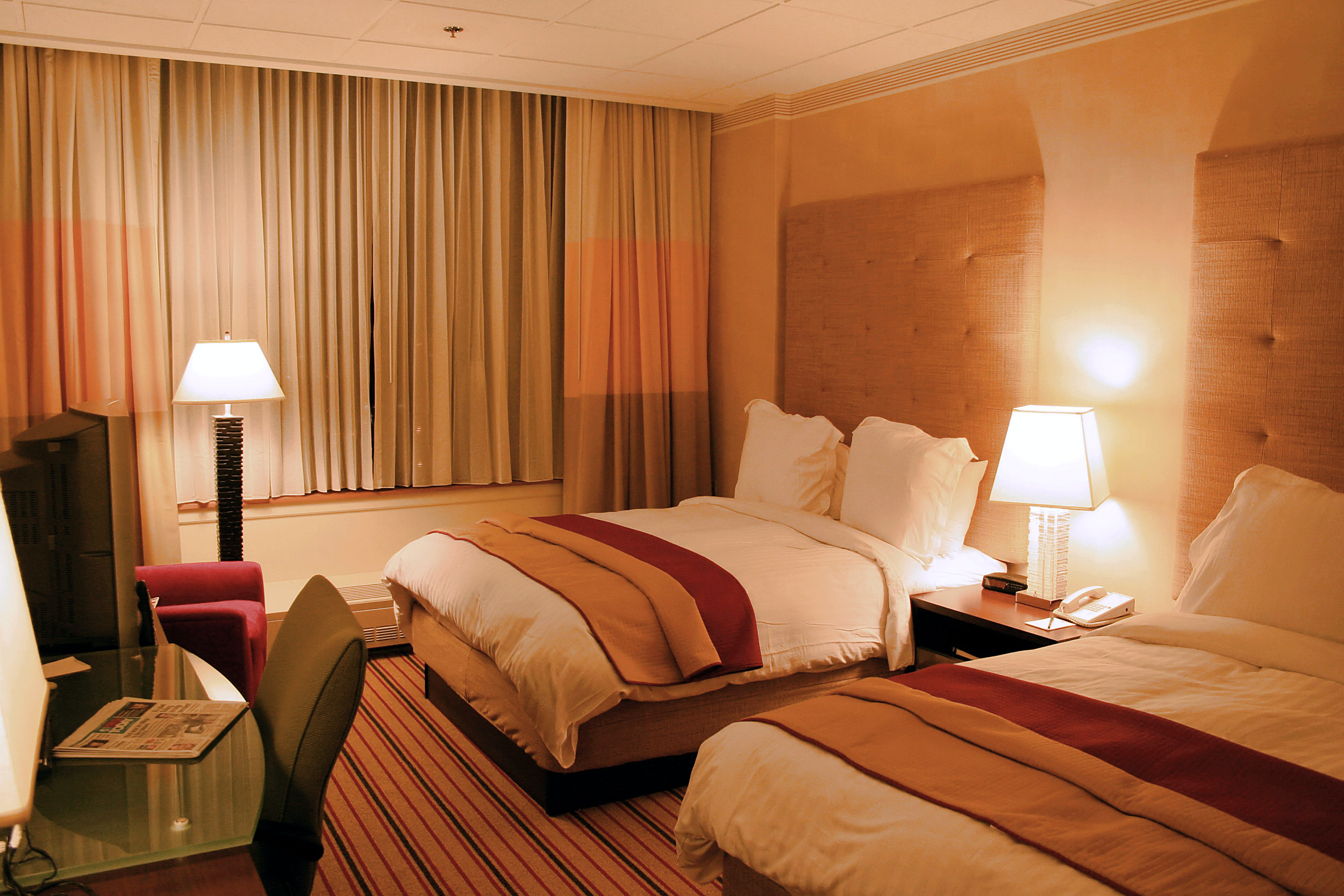 Ways to get free rooms when you are traveling and anything in