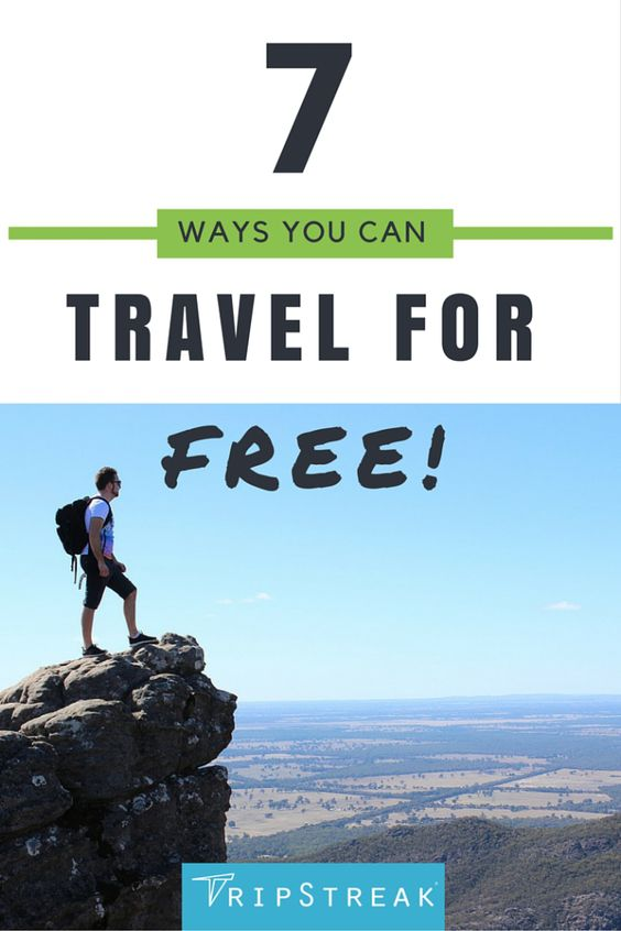 Ways to get free rooms when you are traveling many people still
